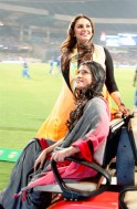 Konkana Sen Sharma and Huma Qureshi