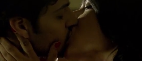 Shilpa Shukla and Shadab Kamal