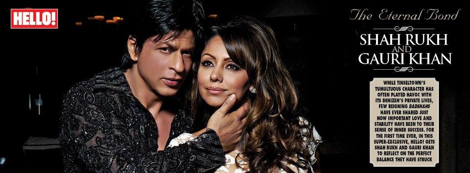 SRK-Gauri, Hello