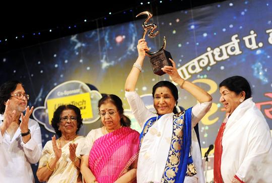 Pandit Hridaynath Mangeshkar Awards