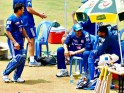Sachin Tendulkar Toils at NCA