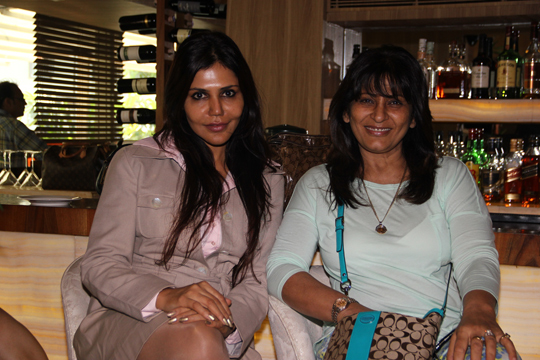 Nisha Jamwal, Archana Puran Singh