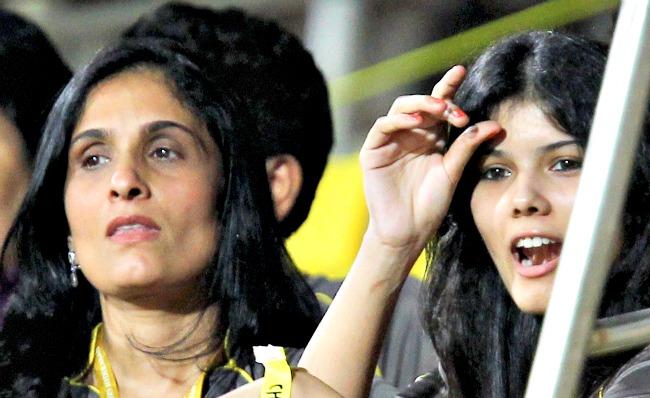 Kaveri and Kaviya Maran