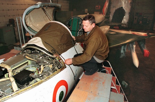 The Soviet's attractive MiG-21 offer, along with licensed production, fit the bill for a cash-strapped India. The MiG-era then took off in India, also paving the way for New Delhi to align itself with the Soviet Bloc during the Cold War. It proved cost-effective. Even in the mid-1980s, it cost India only around Rs 3.5 crore to manufacture a MiG-21, while a Mirage-2000 or Jaguar fighter was worth at least 10 times more. Photo: AFP