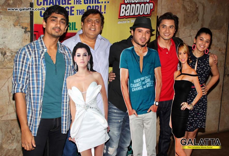 Chashme Baddoor team