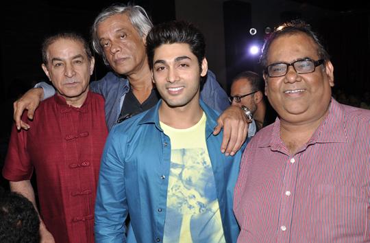 Dalip Tahil, Sudhir Mishra, Ruslaan Mumtaz, Satish Kaushik