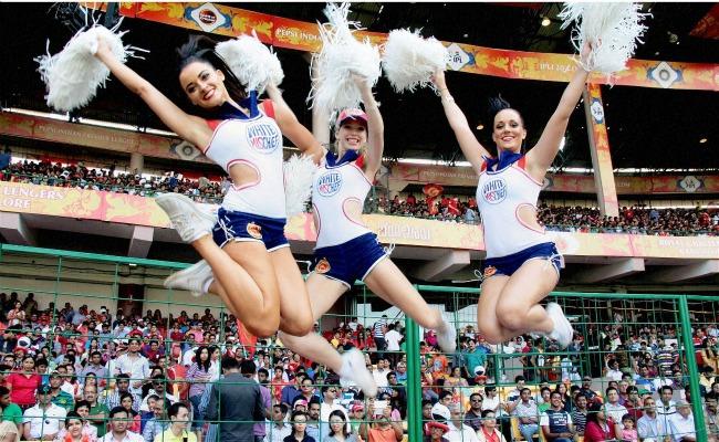 IPL Cheerleaders