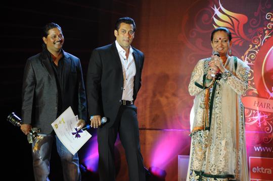 Raju Nag, Salman Khan, Dorris Godambe