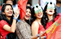 Female Fans at IPL