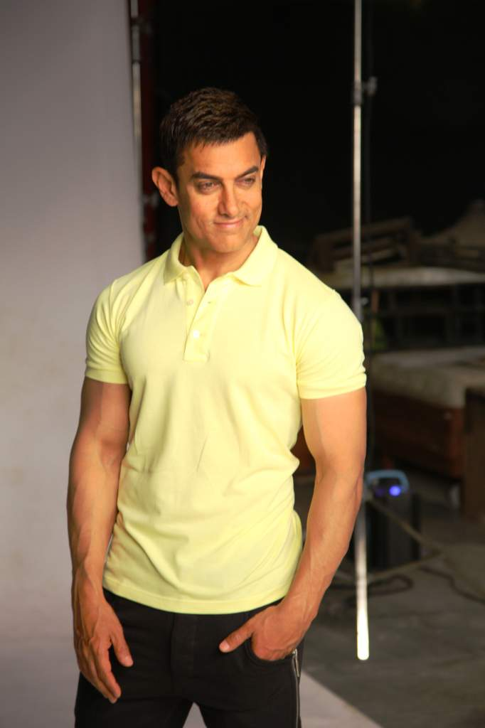 Aamir Khan's ad that sees him dressed up as a lady was recently released.