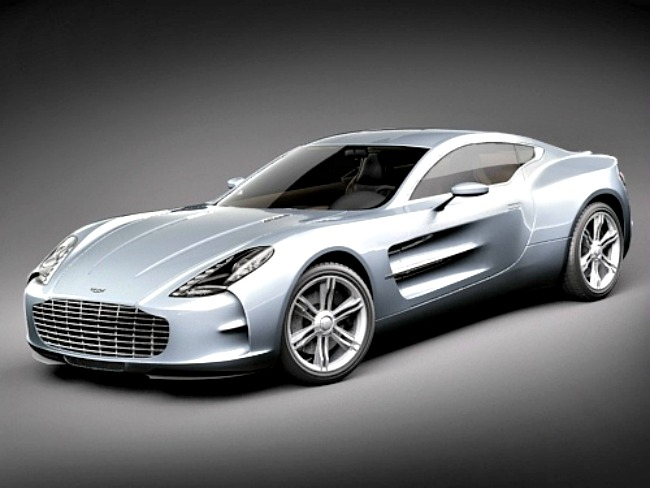 Aston Martin One 77: INR 20 Crore