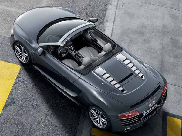 Audi R8 Spyder