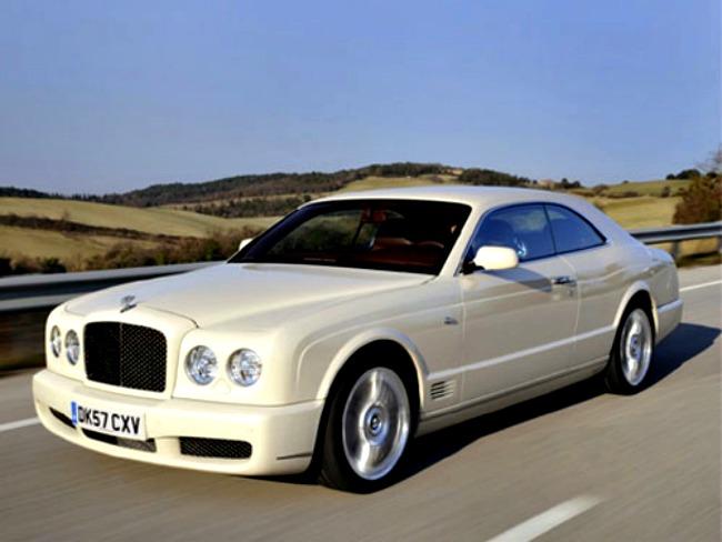 Bentley Brookland: INR 3.80 Crore