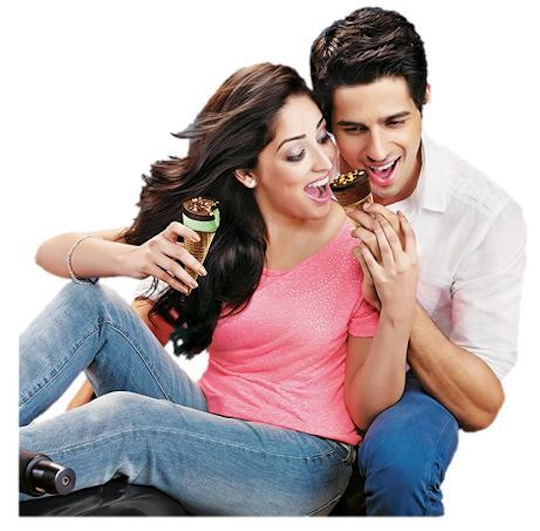 Yami Gautam, Sidharth Malhotra are the new faces of a popular ice-cream brand