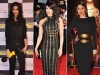 Celebs in black