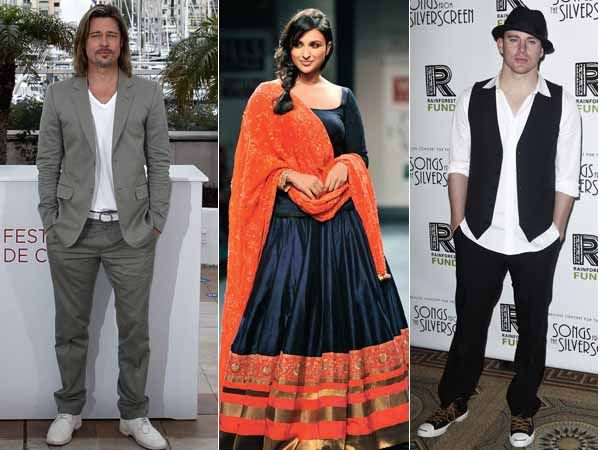 They light up the big screen and are part of the glamour world. But have you ever wondered what these stars were doing before they became a part of the film fraternity? Check out these celebrities whose former careers were radically different.