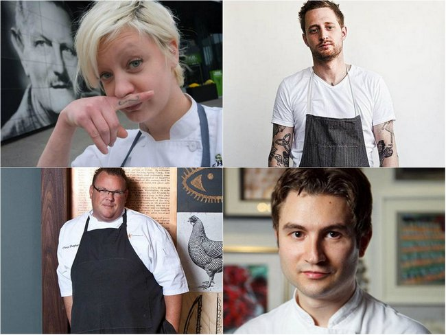 The coveted Food & Wine Magazine announced the Best New Chefs for the year 2013. A panel of renowned restaurant critics and food writers judged the chefs on their culinary skills. This year's best chefs are...