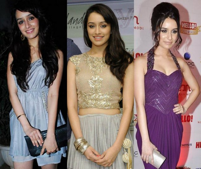 With the release of 'Aashiqui 2', the focus is now on Shraddha Kapoor who with her good sense of fashion has become shutterbugs' favourite. Here is a look at her wardrobe choices...