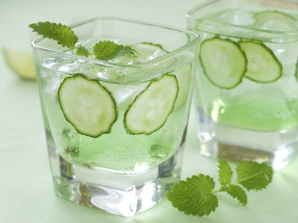 Cucumber and Apple Juice