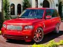 Felix Hernandez' Range Rover