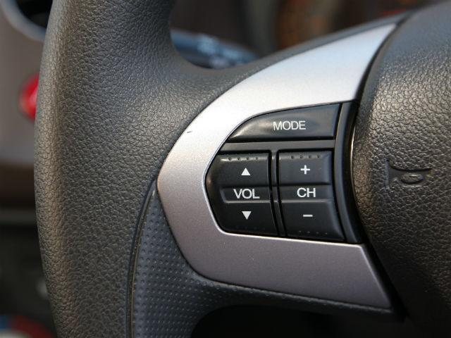 Honda Amaze steering mounted controls
