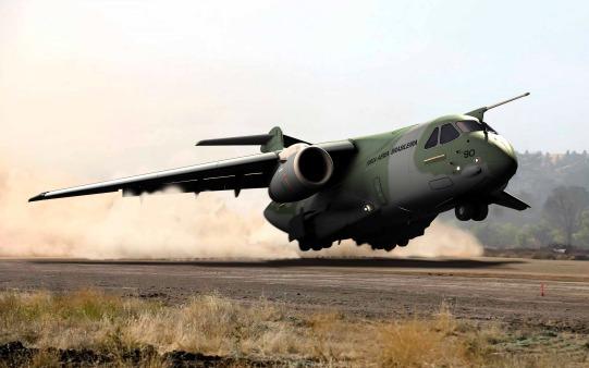 Brazilian Military Aircraft KC-390