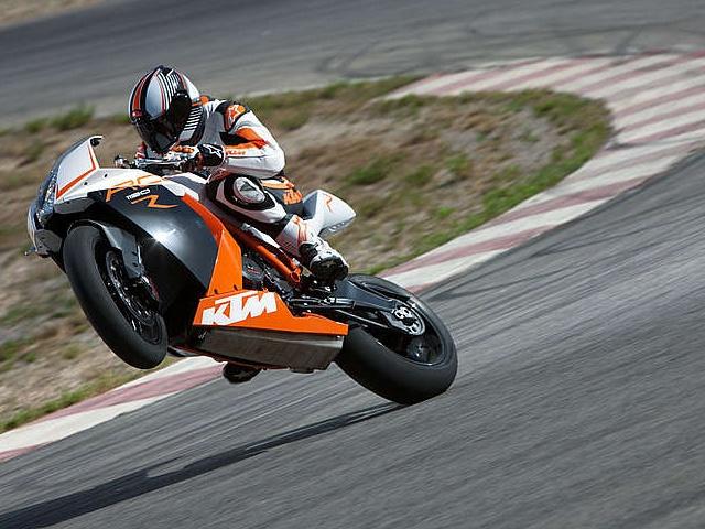 2013 KTM RC8 R