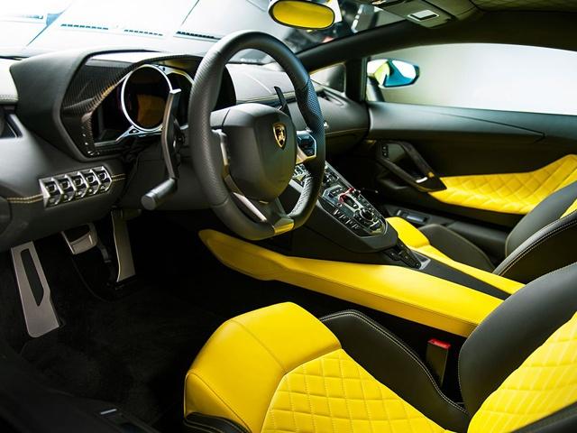 Lamborghini Aventador LP720-4 50 Anniversario
