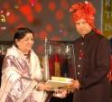 Lata Mangeshkar, Sachin Tendulkar