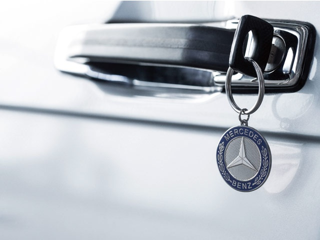 Mercedes-Benz Accessories Collection 2013 - Key Rings