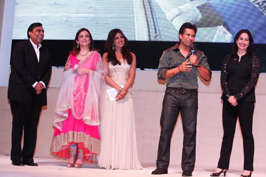 Mukesh & Nita Ambani, Priyanka Chopra, Sachin & Anjali Tendulkar