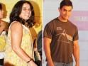 Aamir Khan & Reena Dutta