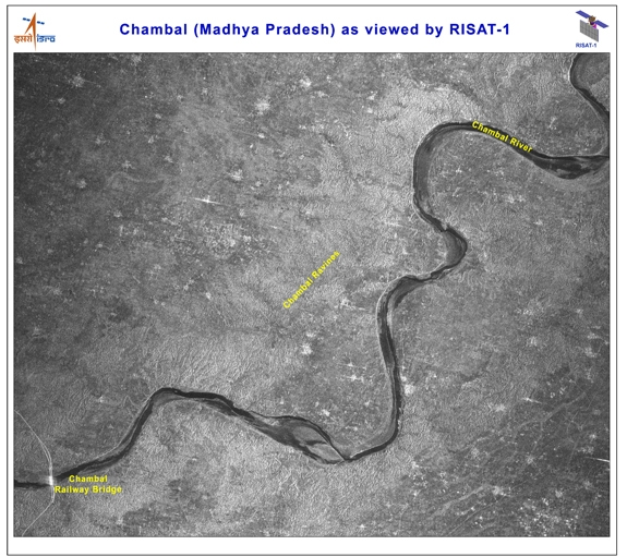 It has the capability to take images of Earth during day and night, as well as in cloudy conditions. Photo: ISRO