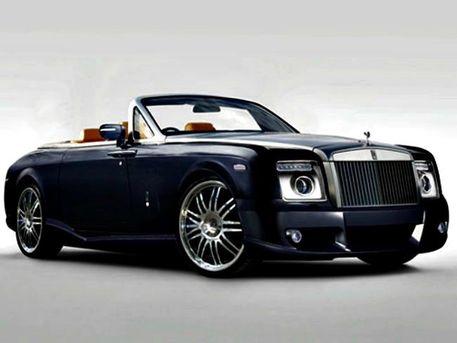 Rolls-Royce Drophead: INR 4.20 Crore