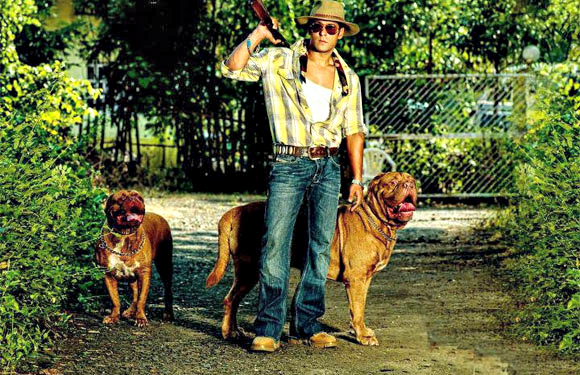 Salman Khan - What Sallu bhai lacks in his romantic life, he makes up for it with his affection for his dogs. After his first two pets, bullmastiffs Myson and Myjaan, passed away, he was grieving for a long time. He now has two others called Myson (named after his first pet) and Mylove. Quirky names, we know!
