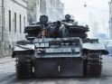 Russian T55 Battle Tank