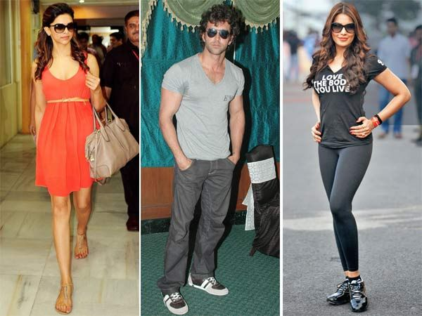 Top 10 Bollywood Fitness Freaks