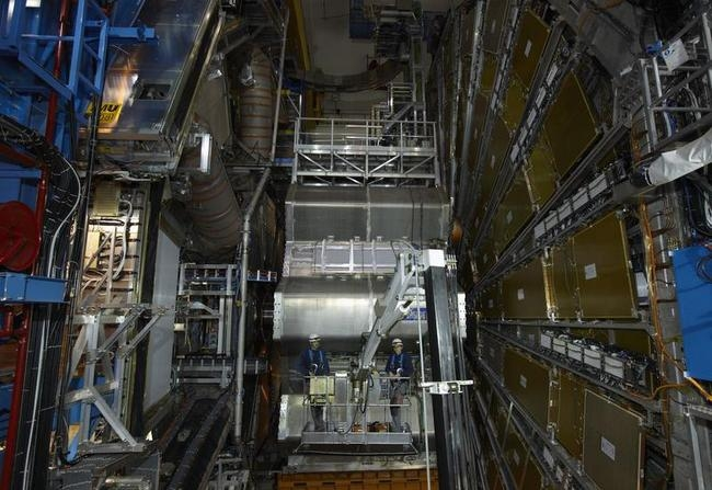 Cern Readies for Next Cosmic Quest
