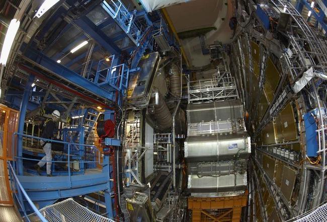 Cern Readies for Next Cosmic Quest