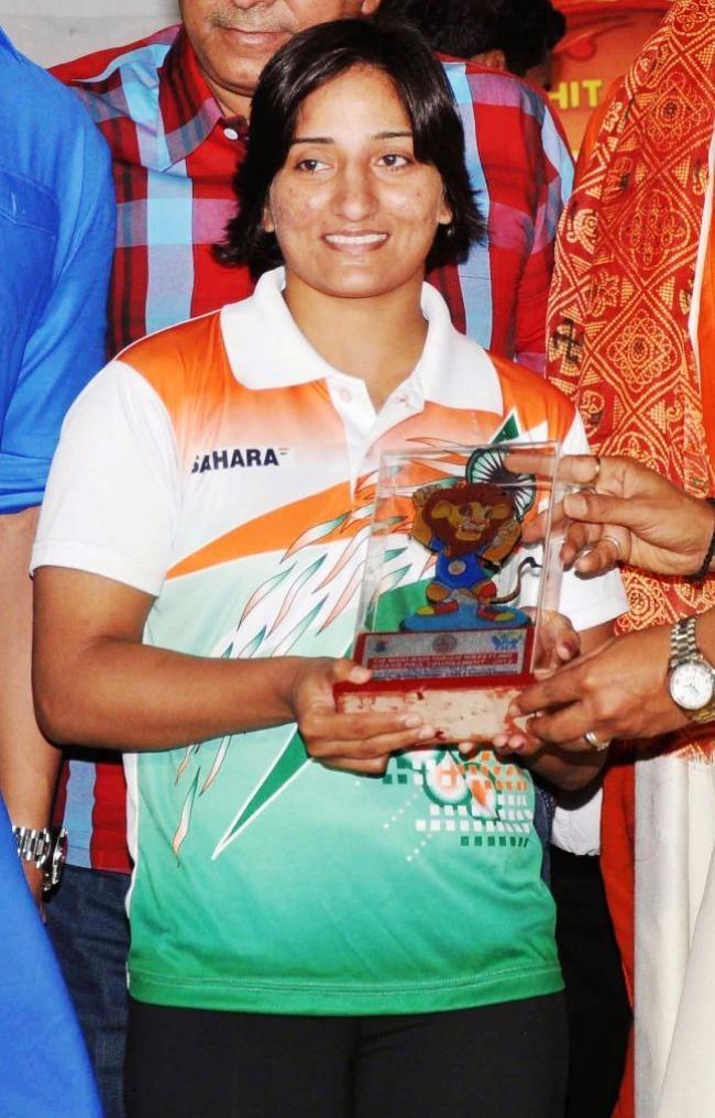 Neha Rathi (Wrestling, Arjuna Award)