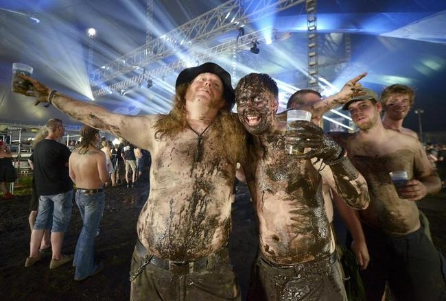 PICS: Wacken Open Heavy Metal Festival