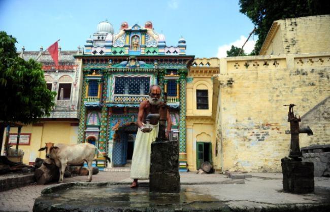 Ayodhya Fortified