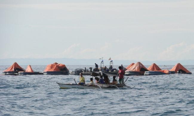 Philippines Ferry Thomas Aquinas Sinks