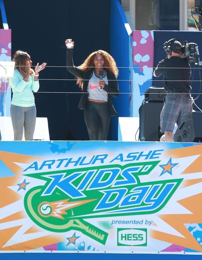 2013 Arthur Ashe Kids Day