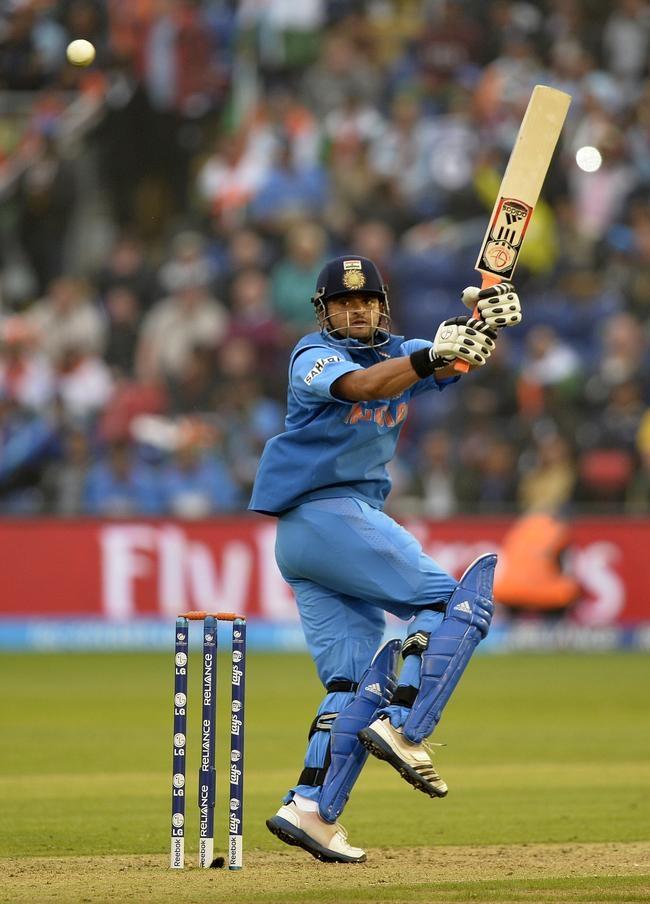 Suresh Raina (101 Runs Off 60 Balls)