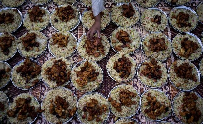 Food Around the World During Ramadan