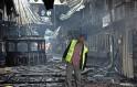 Nairobi Airport Fire