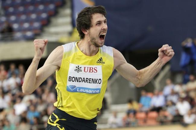 Bohdan Bondarenko (Ukrain; men