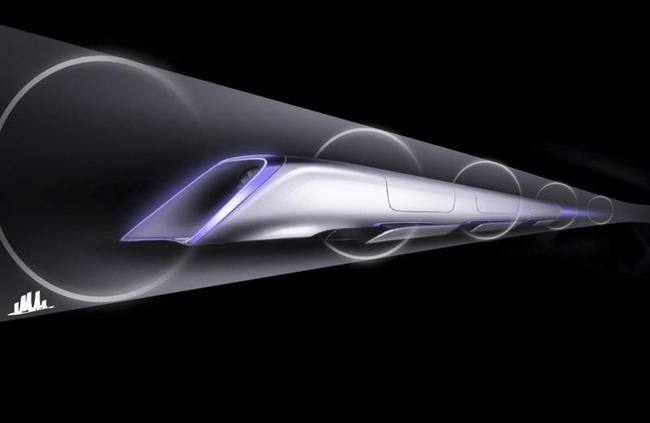 Hyperloop: Super-Fast Transport System