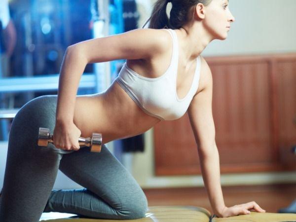 Arm Workouts: Top 10 Best Arm Exercises Concentration curl